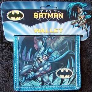 Simple Batman Wallet No Velcro: Toys & Games