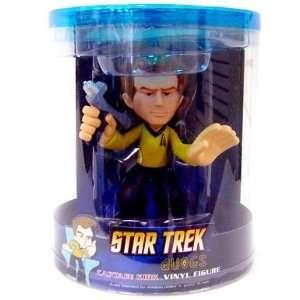 Star Trek Captain Kirk Vinyl Figure Toys & Games