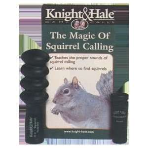 Knight & Hale Game Calls Dk&H Squirrel Calling Kit: Sports