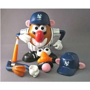New York Yankees MLB Sports Spuds Mr. Potato Head Toy