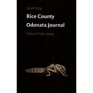 Rice County Odonata Journal Volume Two (9781937693909