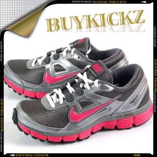 Nike Wmns Dual Fusion ST Dark Grey/Pink Womens Running