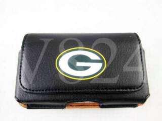 NFL GREEN BAY PACKERS Iphone BlackBerry Leather Case
