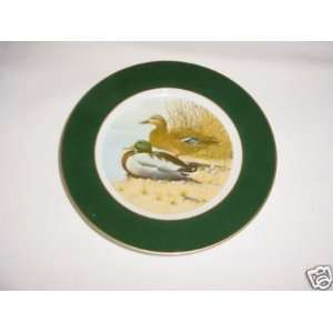 com North American Game Birds Mallards by Dirk Hansen Collector Plate