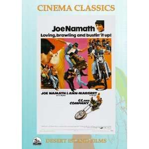 Company: Joe Namath, Seymour Robbie, AVCO, Roger Smith: Movies & TV