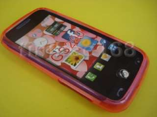 Pink TPU GEL Case Cover for LG GS290