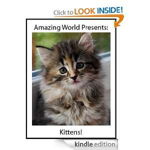 Baby Animals Kittens (Amazing World Presents Baby Animals) [Kindle