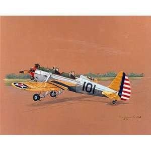 PT 22   Sam Lyons   World War II Aviation Art