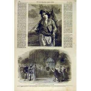 1855 Neapolitan Fisher Boy Hurlstone Scene Verdi Opera