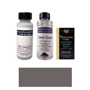 Oz. Gunmetal Blue Pearl Metallic Paint Bottle Kit for 1984 Dodge All