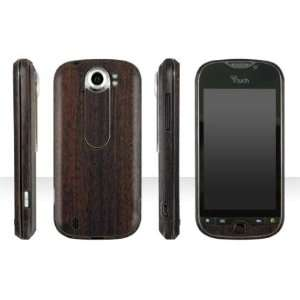 HTC MyTouch 4G Slide Mahogany Wood Full Body Protection