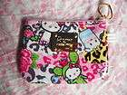 Tokidoki for Hello Kitty Pink Leo Leopard Small Coin Purse VNC