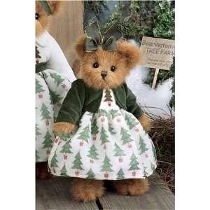 Tasha Tannenbaum 10 Christmas Dressed Stuffed Teddy Bear