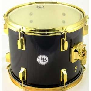 HB GoldRush Series 6 Rack Tom Choice of Finishes Lacquer