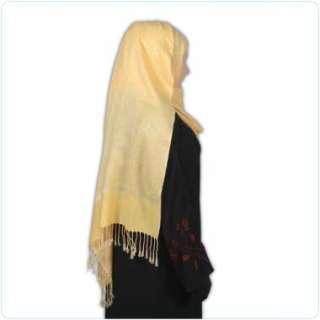 pashmina Hijab veil Abaya Jilbab Shawl islamic clothes