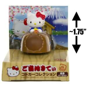 Hello Kitty   Everyone Its Hot Spring ~1.75 Mini Car   Hello Kitty