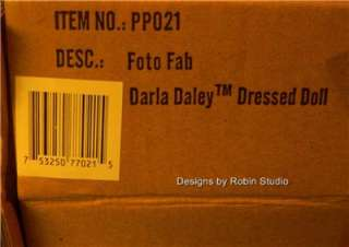 Foto Fab Poppy Parker! MIB! LE 400~Wrong Name on Box~Intregrity Flaw