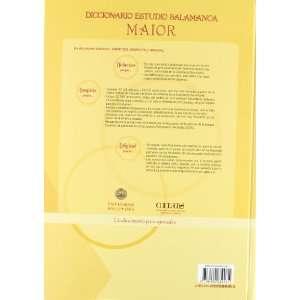 Maior (Spanish Edition) (9788480639071) Trinidad Sanchez Munoz Books