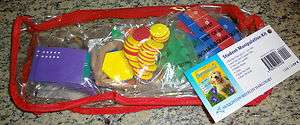 Math Manipulatives Grade K Houghton Mifflin Math Expressions