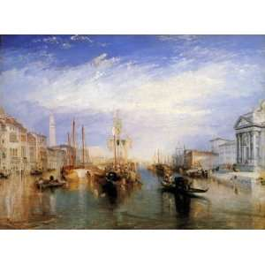 Greeting Card Turner Joseph Mallord William The Grand Canal