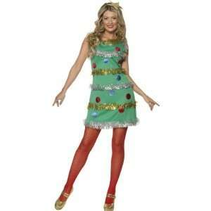 Decorated Christmas Tree Costume (Large) [Kitchen & Home] Home