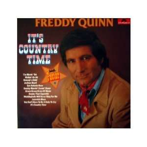 Its country time (1976) / Vinyl record [Vinyl LP] Freddy