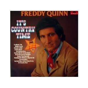 Its country time (1976) / Vinyl record [Vinyl LP] Freddy