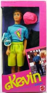 SKIPPERS BOYFRIEND KEVIN DOLL #9325 NRFB MINT CON 1990