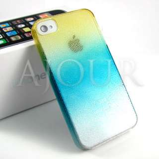 Colourful APPLE iPhone 4 Hard Case Cover Skin Fancy Design mbs A006