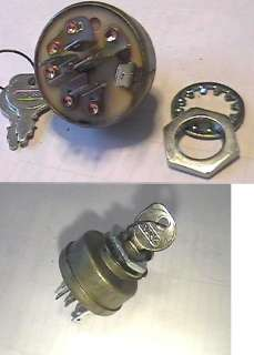 Prong Ignition Switch for Wheel Horse Tractors 103991