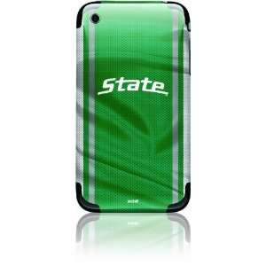 Protective Skin for iPhone 3G/3GS   Michigan State University Spartans