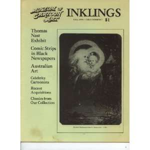 Inklings Number 5, Fall 1976 Jack Tippit (Director