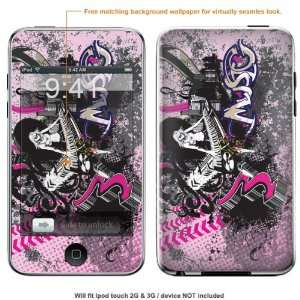 Sticker for Ipod Touch 2G 3G Case cover ipodtch3G 119 Electronics