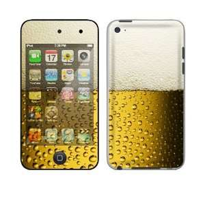 iPod Touch 4th Gen Skin Decal Sticker   I Love Beer: Everything Else