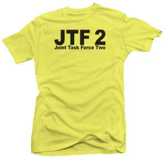 JTF2 Canadian Special Ops Force Army Military T shirt