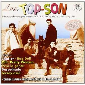 Todas Sus Grabaciones 1963 1965 1981: Los Top Son: Music
