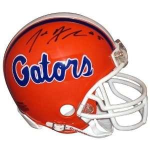 Joe Haden Autographed Florida Gators Mini Helmet   Autographed College