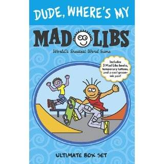 Girls Just Wanna Have Mad Libs Ultimate Box Set