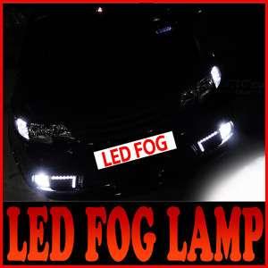 09 11 Kia Forte Cerato LED Fog Lamp Tail Light DIY Kit