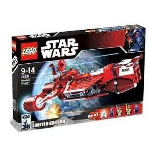 LEGO Star Wars Republic Cruiser Toys & Games