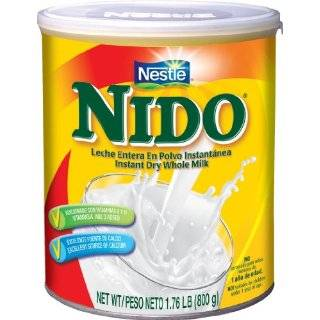 Nido 1+ with Prebio Powdered Milk, 1.76 Pound Packages (Pack of 2)