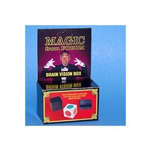 Vision Box  (BX) Beginner / Close Up Magic Trick: Toys & Games