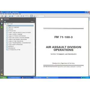 Operations (U.S. Army Field Manual, FM 71 100.3): U.S. Army: Books