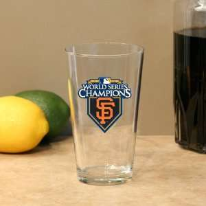 San Francisco Giants 2010 World Series Champions 17oz. Mixing Glass