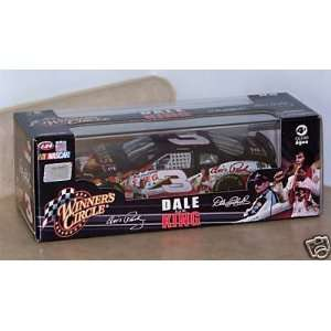 Winners Circle Diecas Car 1/24 Scale Wih Hard Acrylic Display Case