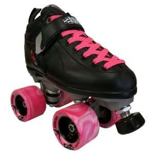 Womens Girls Kids Childrens Youth Quad Speed Roller Derby Skating