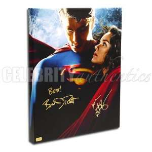 Kate Bosworth Autographed Superman Returns 16x20 Gallery Edition