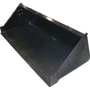 Paumco Skid Steer Bucket   68in.W, Model# 1168: Home