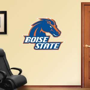NCAA Boise State Broncos Logo Vinyl Wall Graphic Decal