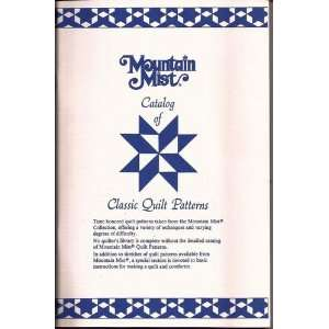 Mountain Mist Quilting Pattern No. 31 Pomegranate Plastic Templates